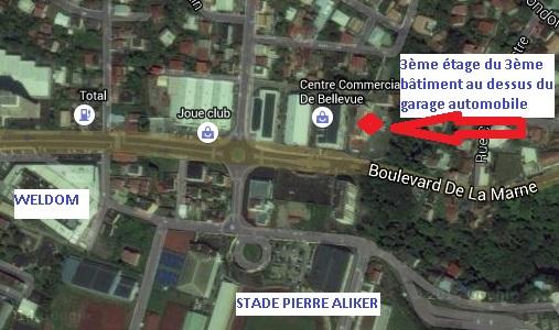 map-fortdefrance